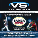 Viv Sports proudly support the SA Metro Cricket Association.